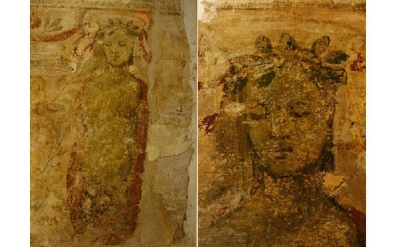 restauro affreschi antichi