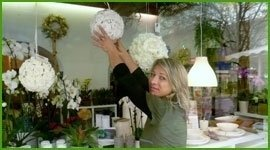 esposizione negoazio fiori