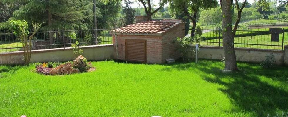 Progettazione giardini Novara