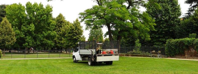 servizi di giardinaggio per verde pubblico e privato