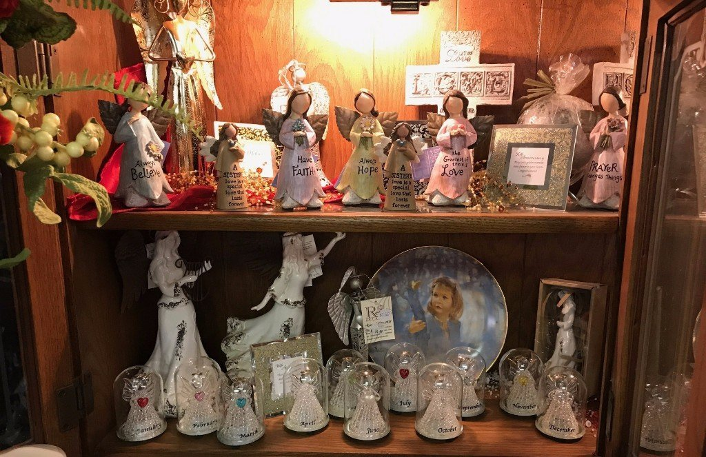 Collectible Angels - Absolute Design By Brenda, Topeka ks