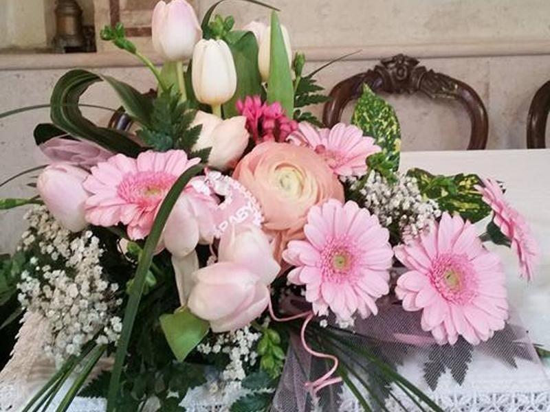 allestimento fiori chiese feltre