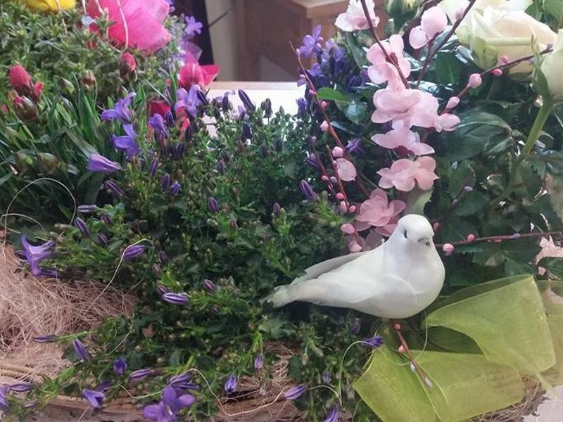 composizioni floreali feltre