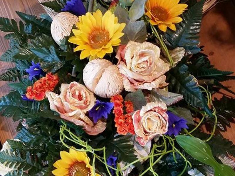 composizioni floreali valdobbiadene