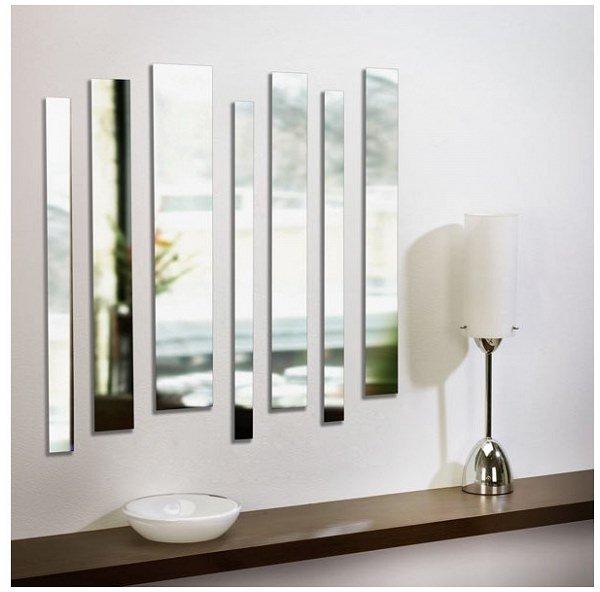 specchio frazionato minimal