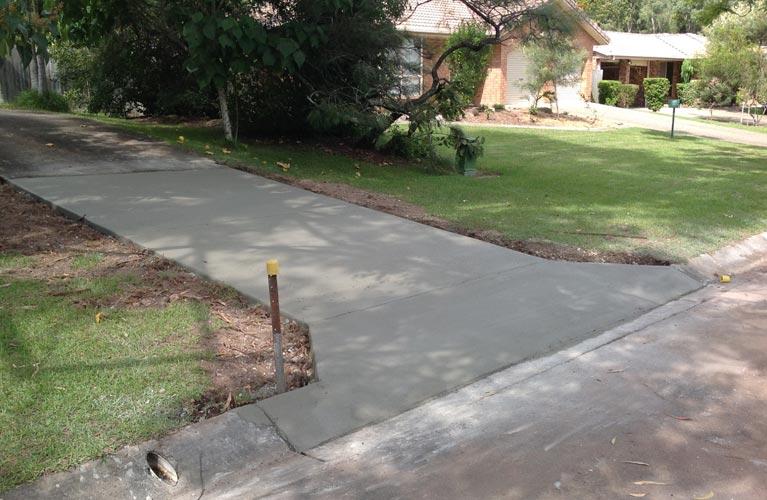hawkins enterprises concrete driveway road