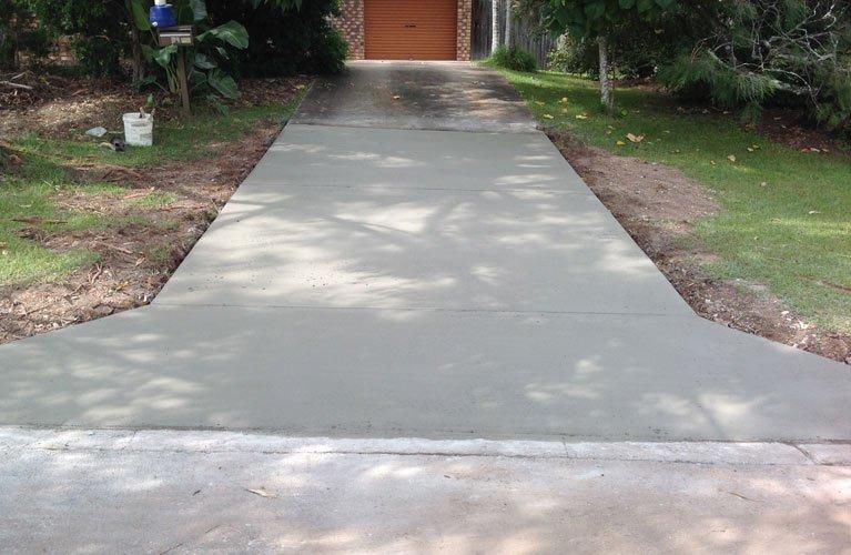 hawkins enterprises concrete driveway