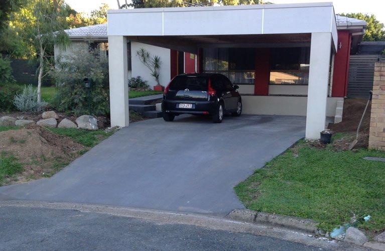 hawkins enterprises car parking extension