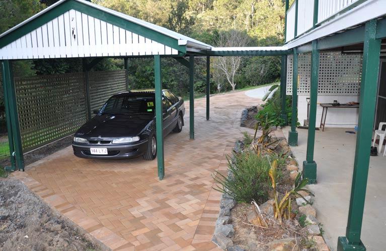 hawkins enterprises paved driveway car parking