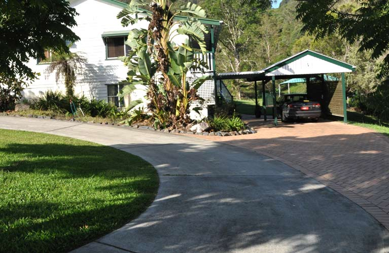 hawkins enterprises paving and driveway completed