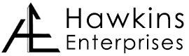 hawkins enterprises brand logo