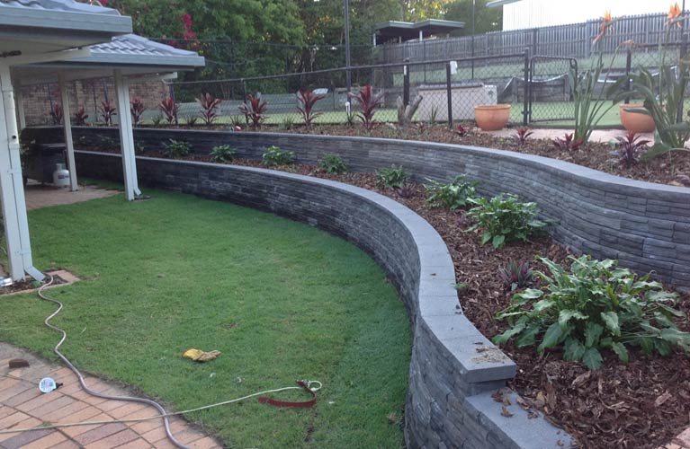 hawkins enterprises garden retaining wall