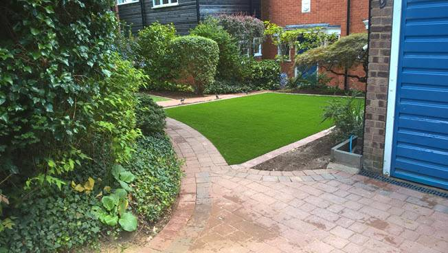 Astro turf  installers