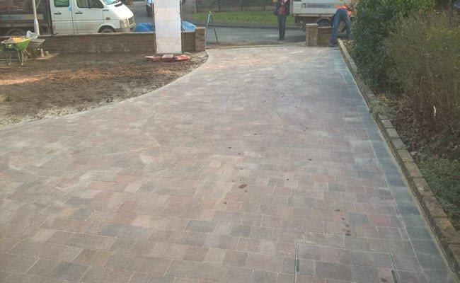 driveway construction free guarantee