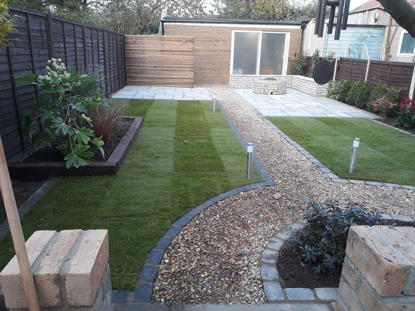 garden built