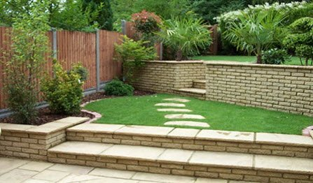 landscape design construction