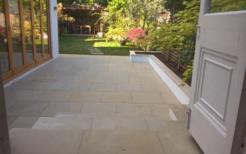 paving & wall design & build