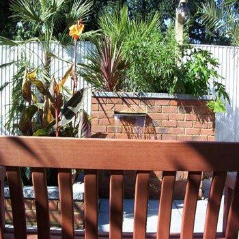our show garden 2007