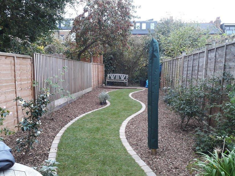 Merveilleux Small Garden Project