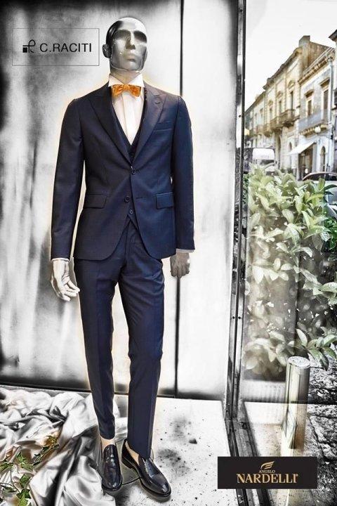 Abiti di alta moda uomo
