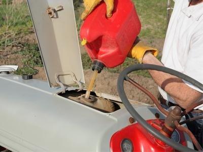 carburanti per uso agricolo