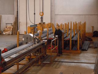 lavorazione ferro edilizia