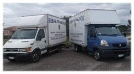 furgoni trasporto mobili