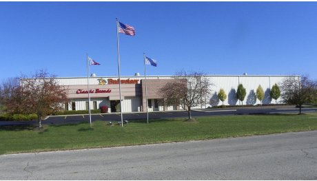 Classic brands' office, the leading supplier of anheuser busch in Chillicothe, OH