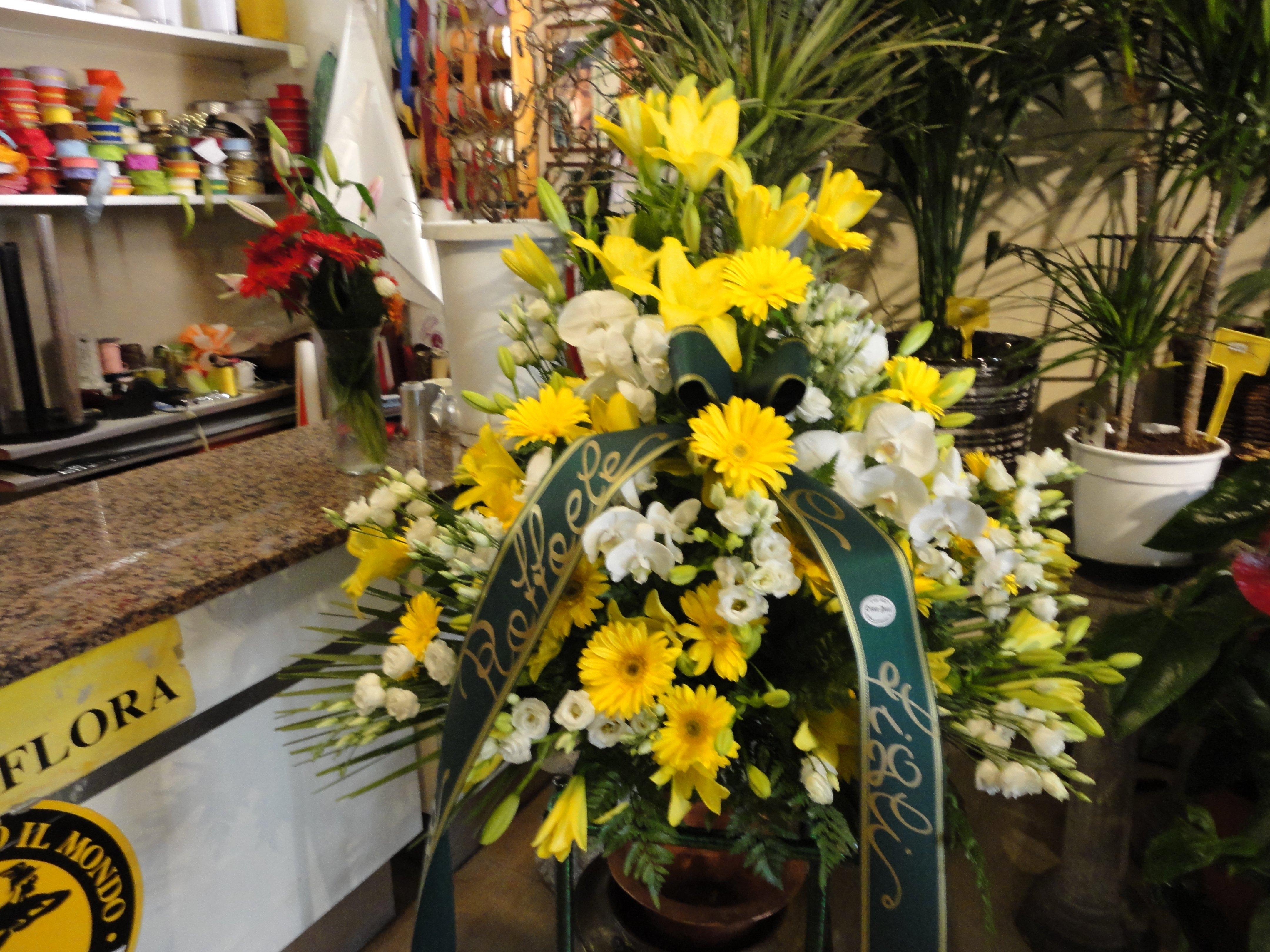 Fiori e piante Funerali