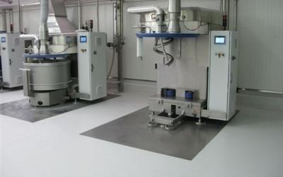 dei macchinari industriali
