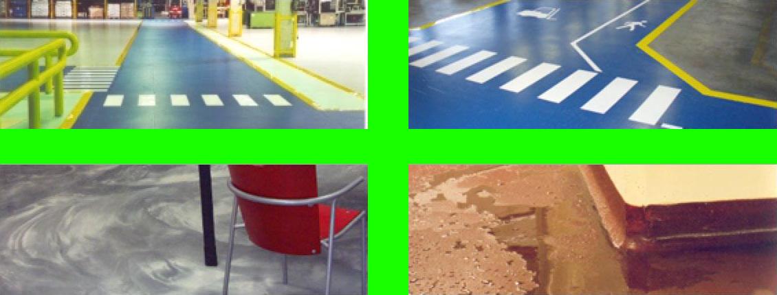 diversi tipi di pavimenti
