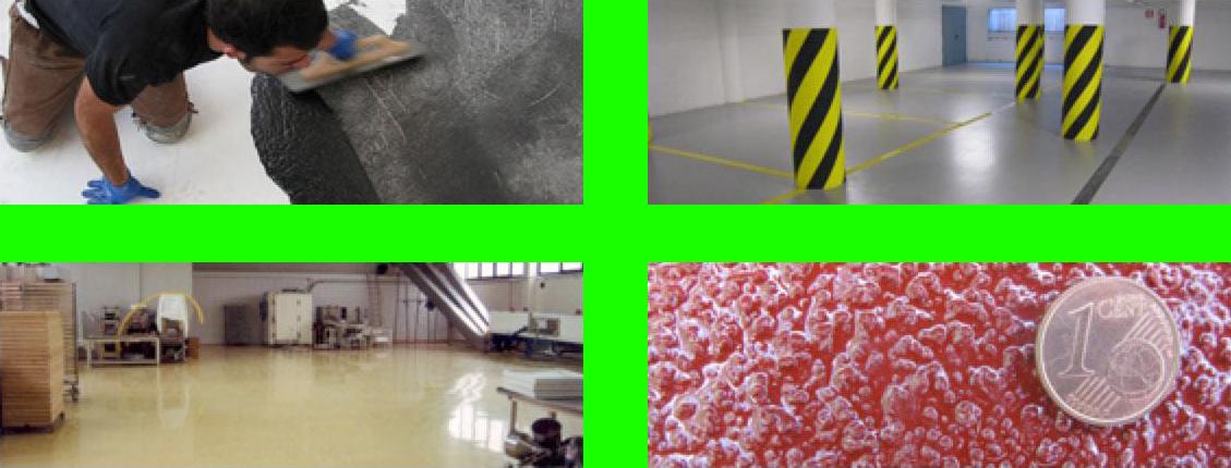 delle diversi tipi di pavimenti