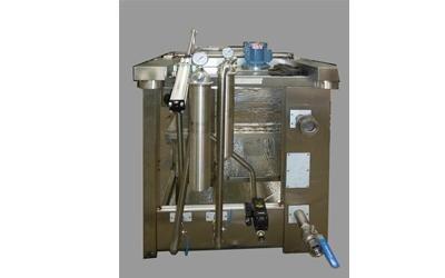 Produzione componenti inox per impianti