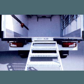 Accesso posteriore