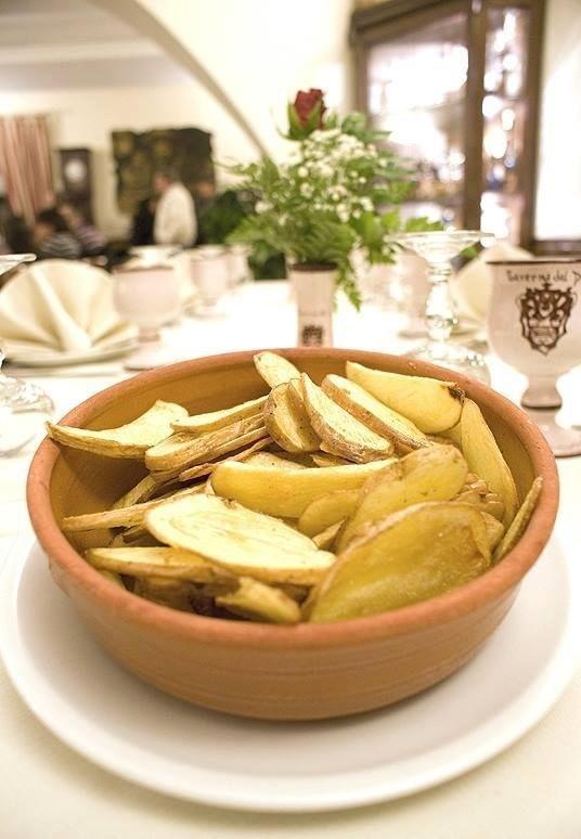 Piatto tipico Oratino