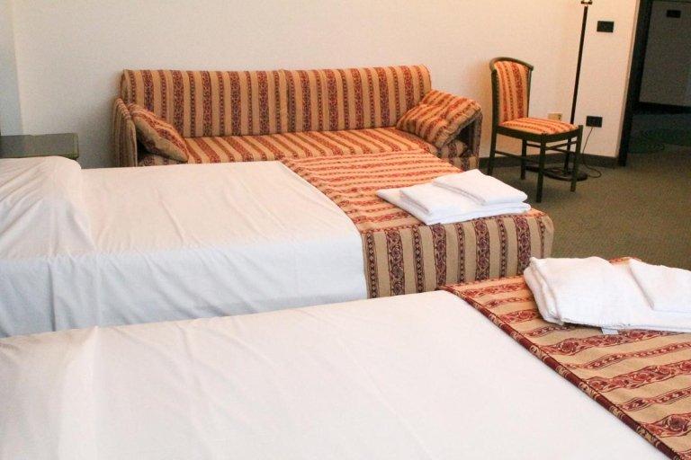 camere green hotel poviglio