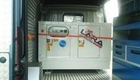 Electrical generator rental