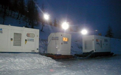 generators for ski resorts