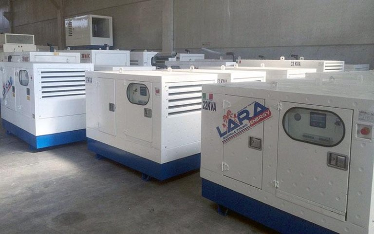 sale of generators