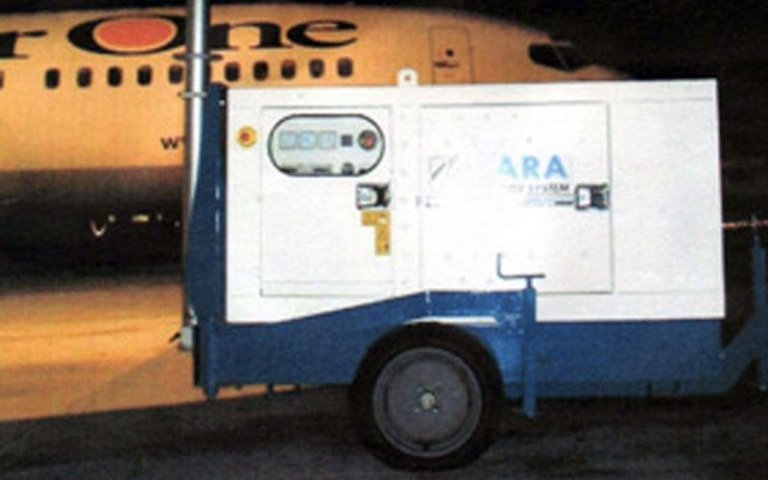 generators for airports