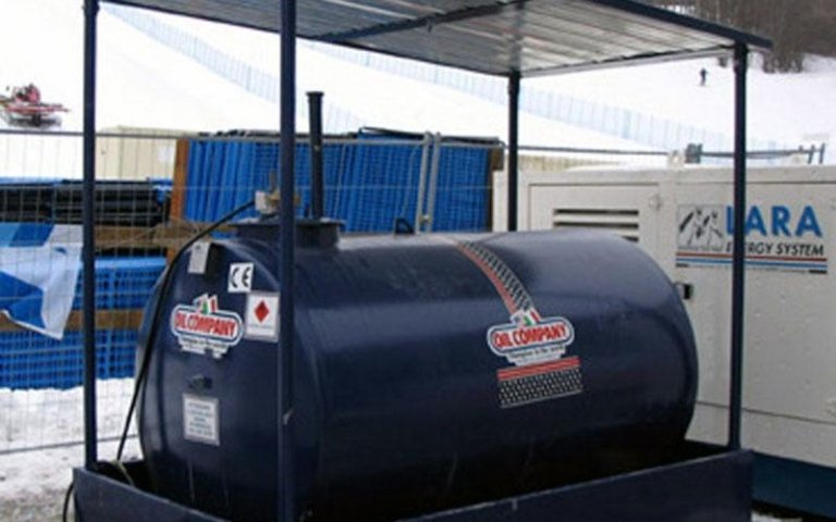 cisterna carburante gruppi elettrogeni