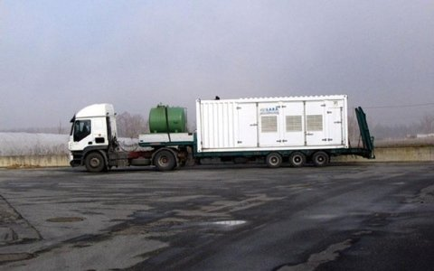 delivery of generators