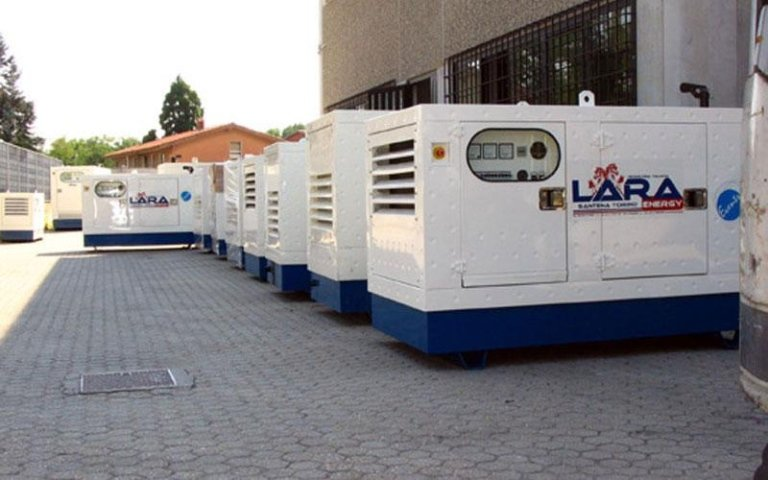 exhibition of generators
