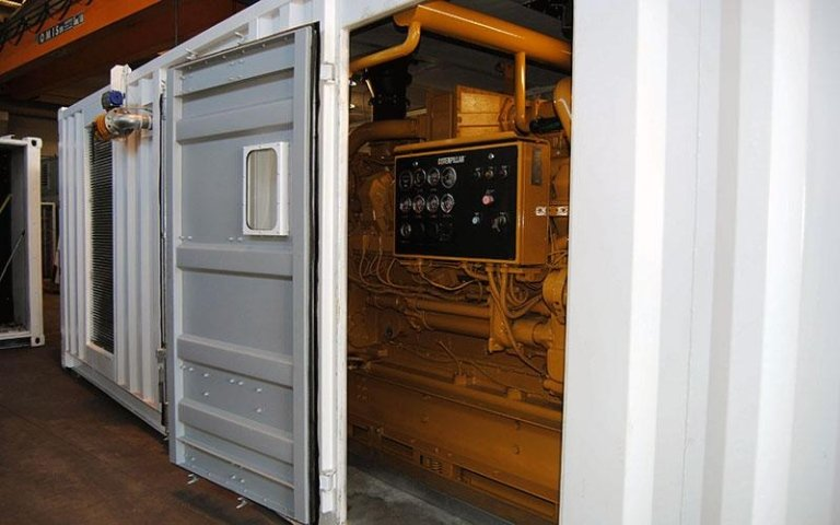 repair of generators