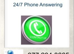 24 Hour Answering Service