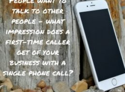 Capturing People with the First Call