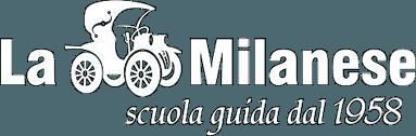 AUTOSCUOLA LA MILANESE - LOGO