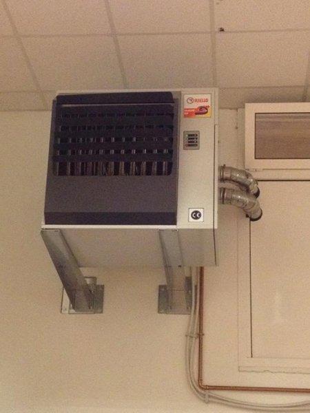 Condizionatore D'aria Fisso