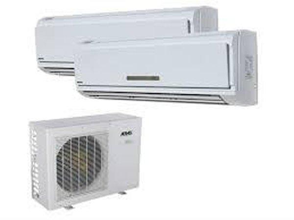 impianto aria condizionata e motore