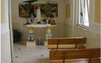 Cappella interna casa di riposo Salerno
